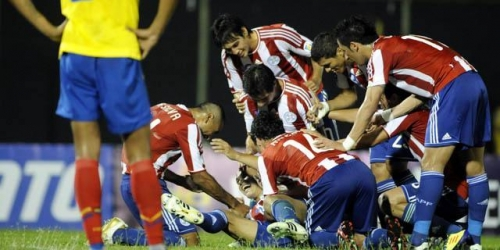 Paraguay encontró la victoria frente a Ecuador