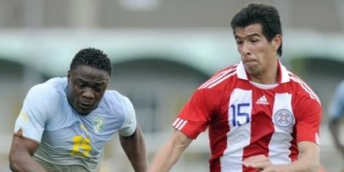 Paraguay firma empate en descuento con Costa de Marfil