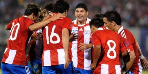 Paraguay gana a media máquina a Costa Rica en amistoso