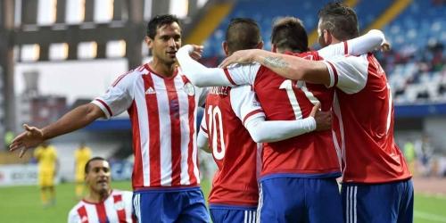Paraguay lidera el Grupo B al vencer a Jamaica (1-0)