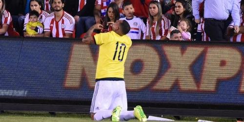 (VIDEO) Eliminatorias, Colombia derrotó a Paraguay de manera agónica en Asunción