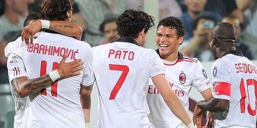 Pato permite al Milan continuar firme en el liderato