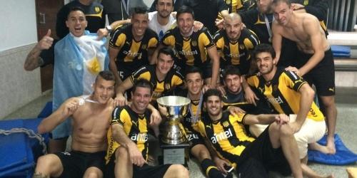 Peñarol se llevó el Clausura de Uruguay