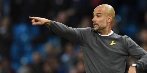 Pep Guardiola da su opinión sobre sus jugadores y la última actuación frente al Huddersfield