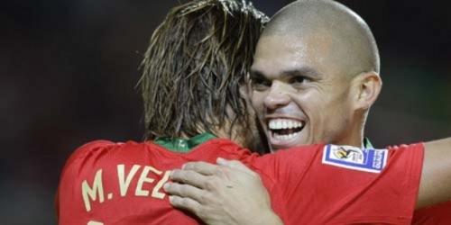 Pepe volverá en un amistoso ante Mozambique tras lesión
