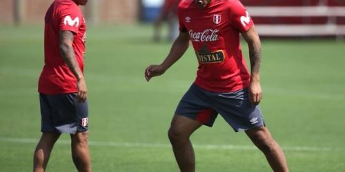 Perú presenta su lista provisional de jugadores rumbo al Mundial Rusia 2018