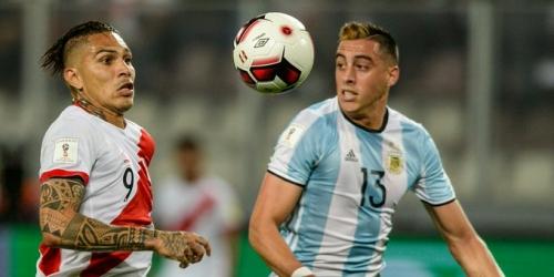 (VIDEO) Eliminatorias, Argentina y Perú se dividieron puntos en Lima
