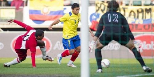 Perú y Ecuador empataron sin goles en partido amistoso