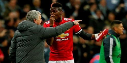 Pogba no volverá a ser capitán en el Manchester United