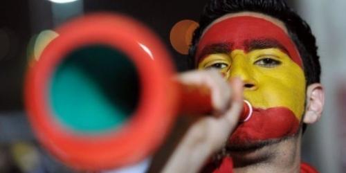 Policía chilena prohíbe vuvuzelas en la Copa Libertadores