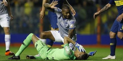 Por primera vez en la historia, tarjeta roja fue anulada por la CONMEBOL