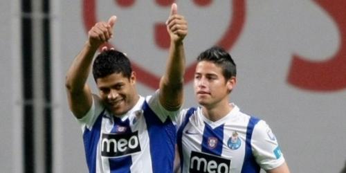 Porto derrotó al Braga y sigue firme en la Primeira Liga