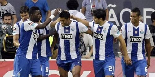 Porto quedó cerca de Benfica en la Primeira Liga