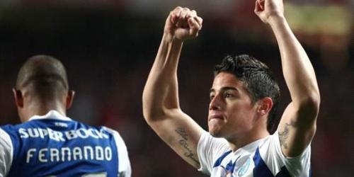 Porto vuelve al comando de la Primeira Liga