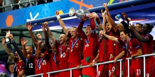 Portugal presenta a sus 23 mundialistas
