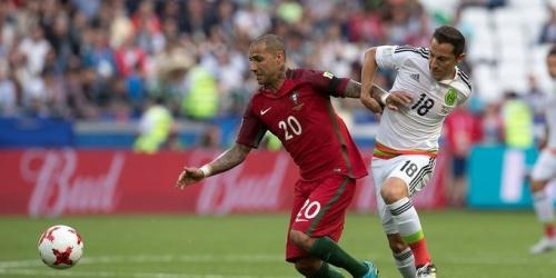 (VIDEO) Portugal y México empataron 2-2 en la Copa Confederaciones