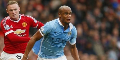 Premier League, el derby de Manchester terminó sin goles (VIDEO)