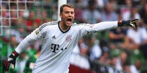 Preocupación en el Bayern Munich por lesión de Manuel Neuer