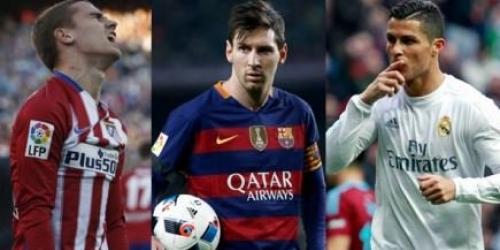 (PREVIA) España, tres equipos buscan el liderato este miércoles en la Liga BBVA
