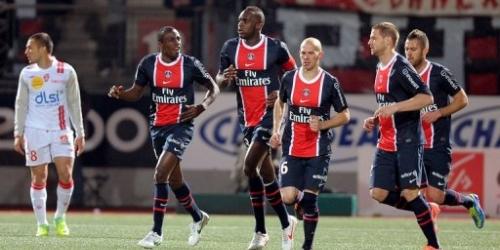 PSG ganó y mantiene presión sobre el Montpellier
