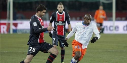 PSG ganó y volvió a la cima de la Ligue 1