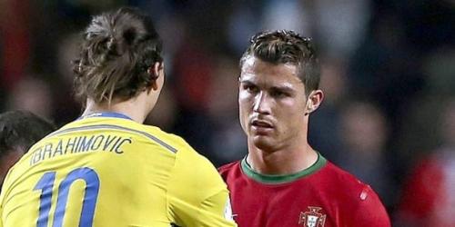 PSG, la salida de Ibrahimovic podría traer a CR7