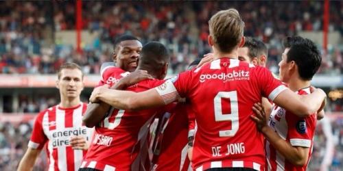 (VIDEO) PSV domina por completo al Willem II y lidera la punta de la Eredivisie