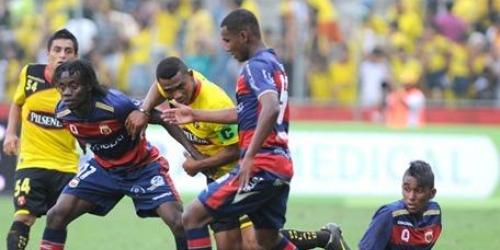 Quito y Liga perdieron en la Copa Credife