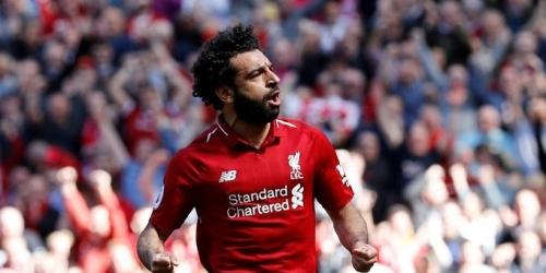 (VIDEO) Un Salah de récord que guía al Liverpool a la Champions