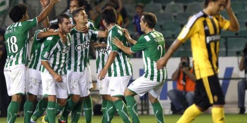 Real Betis es el líder solitario de la Liga BBVA