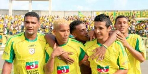 Real Cartagena perdió de local frente al Deportivo Cali