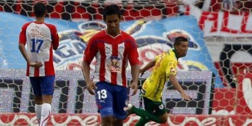 Real Cartagena y Santa Fe iniciaron con goleadas