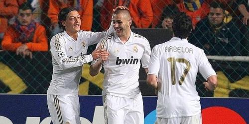 Real Madrid a un paso de las semifinales de Champions League