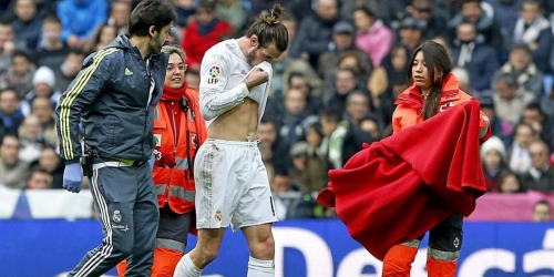 Real Madrid, Bale será baja tres semanas