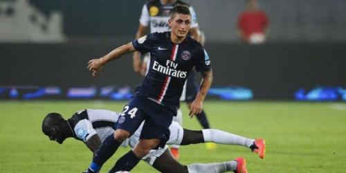Real Madrid, el primer objetivo de Benítez es Verratti