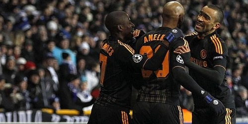 Real Madrid empata y el Chelsea pone un pie en cuartos