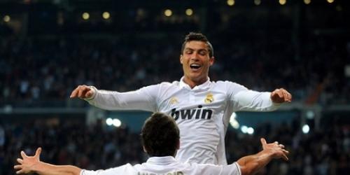 Real Madrid en lo más alto de la Liga BBVA