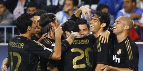 Real Madrid es el nuevo líder de la Liga BBVA