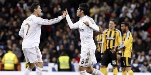 Real Madrid ganó y alargó su ventaja en la Liga BBVA