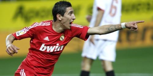Real Madrid goleó a Sevilla y lidera la Liga BBVA