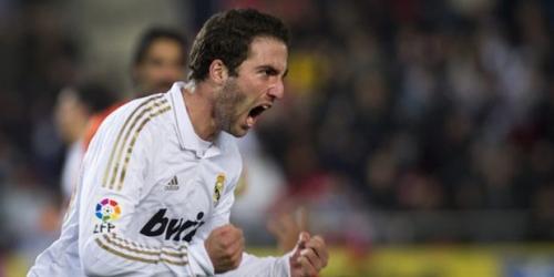 Real Madrid remontó y sigue primero en la Liga BBVA