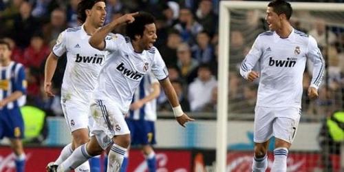 Real Madrid se acerca al Barcelona ganando al Espanyol