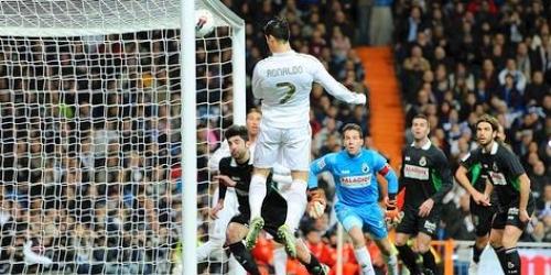 Real Madrid sigue imparable en la Liga BBVA
