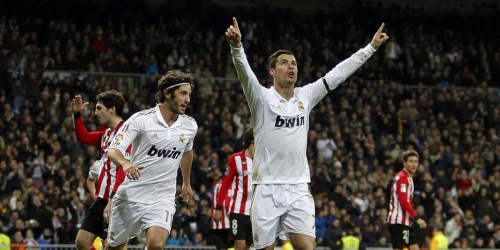 Real Madrid sigue puntero de la Liga BBVA