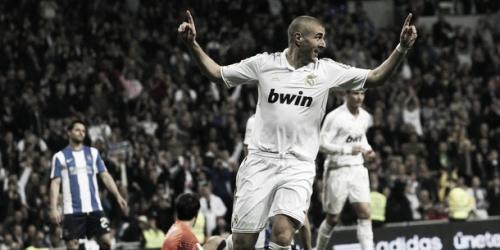 Real Madrid vuelve al camino de la victoria en la Liga BBVA