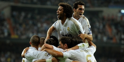 Real Madrid y Benfica ganaron en la Champions League