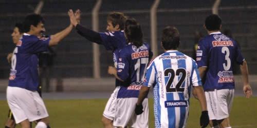 Real Potosí goleó a Guabirá y es líder del Grupo A