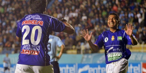 Real Potosí y Aurora dominan el Apertura
