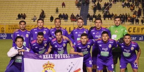 Real Potosí y Destroyers jugaron un partidazo