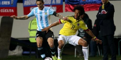 Argentina eliminó a Colombia en penales (5-4)